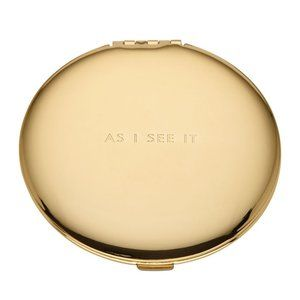 Kate Spade Gold Compact Mirror